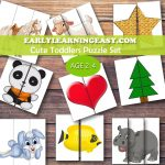 Spring Easter | Mdo 2 | Puzzles For Toddlers, Kids Education   Printable Puzzles For Toddlers