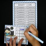 Stem Challenge: Write Computer Code   Playdough To Plato   Printable Binary Puzzles