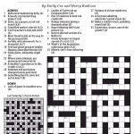 Style Of Dance Crossword Clue   Printable Crossword Puzzles Eugene Sheffer