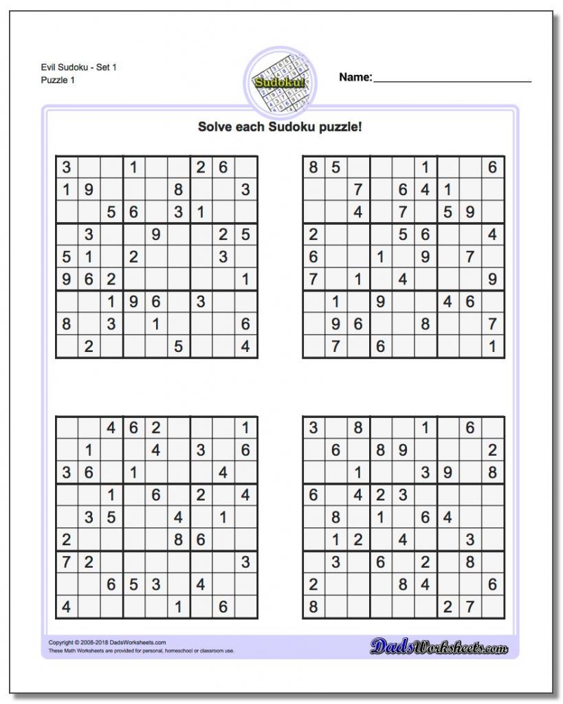 Sudoku Printable Puzzles | Ellipsis | Printable Sudoku Directions - Printable Puzzles.com