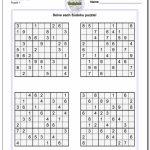 Sudoku Printable Puzzles | Ellipsis | Printable Sudoku Directions   Printable Puzzles Sudoku