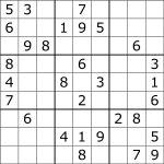 Sudoku   Wikipedia   Free Printable Sudoku Puzzles | Free Printables   Free Printable Sudoku Puzzles