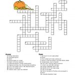 Thanksgiving Crossword Puzzle   Best Coloring Pages For Kids   Thanksgiving Crossword Puzzles Printable Free