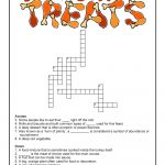 Thanksgiving Crossword Puzzle | Woo! Jr. Kids Activities   Printable Thanksgiving Crossword Puzzles