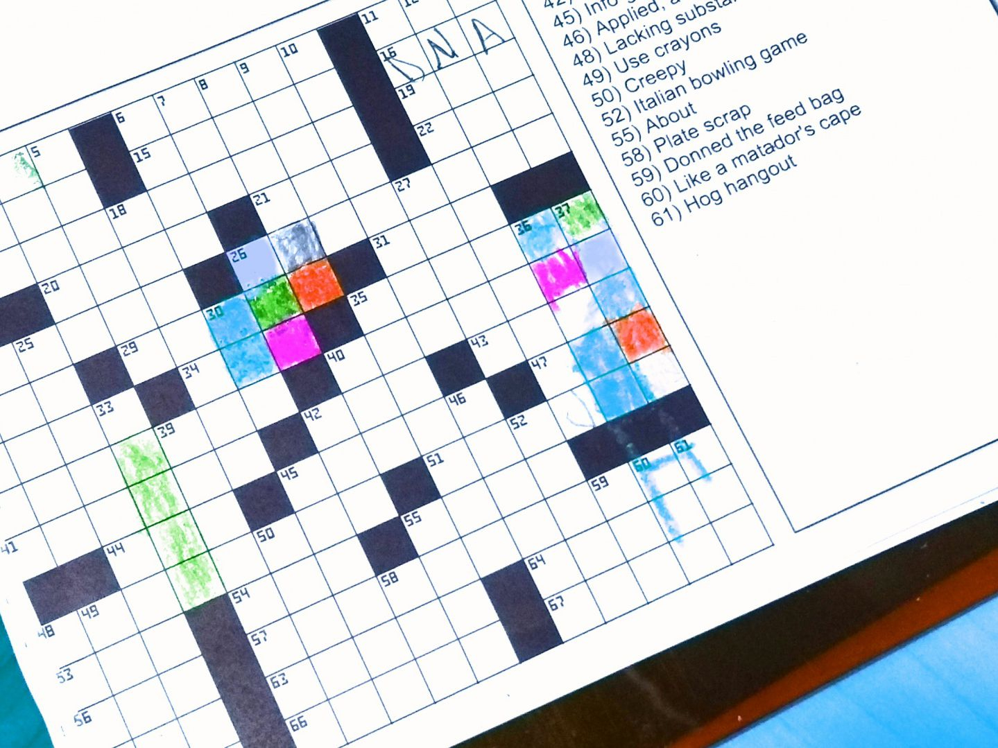 The Best Free Crossword Puzzles To Play Online Or Print - Guardian Printable Quick Crossword