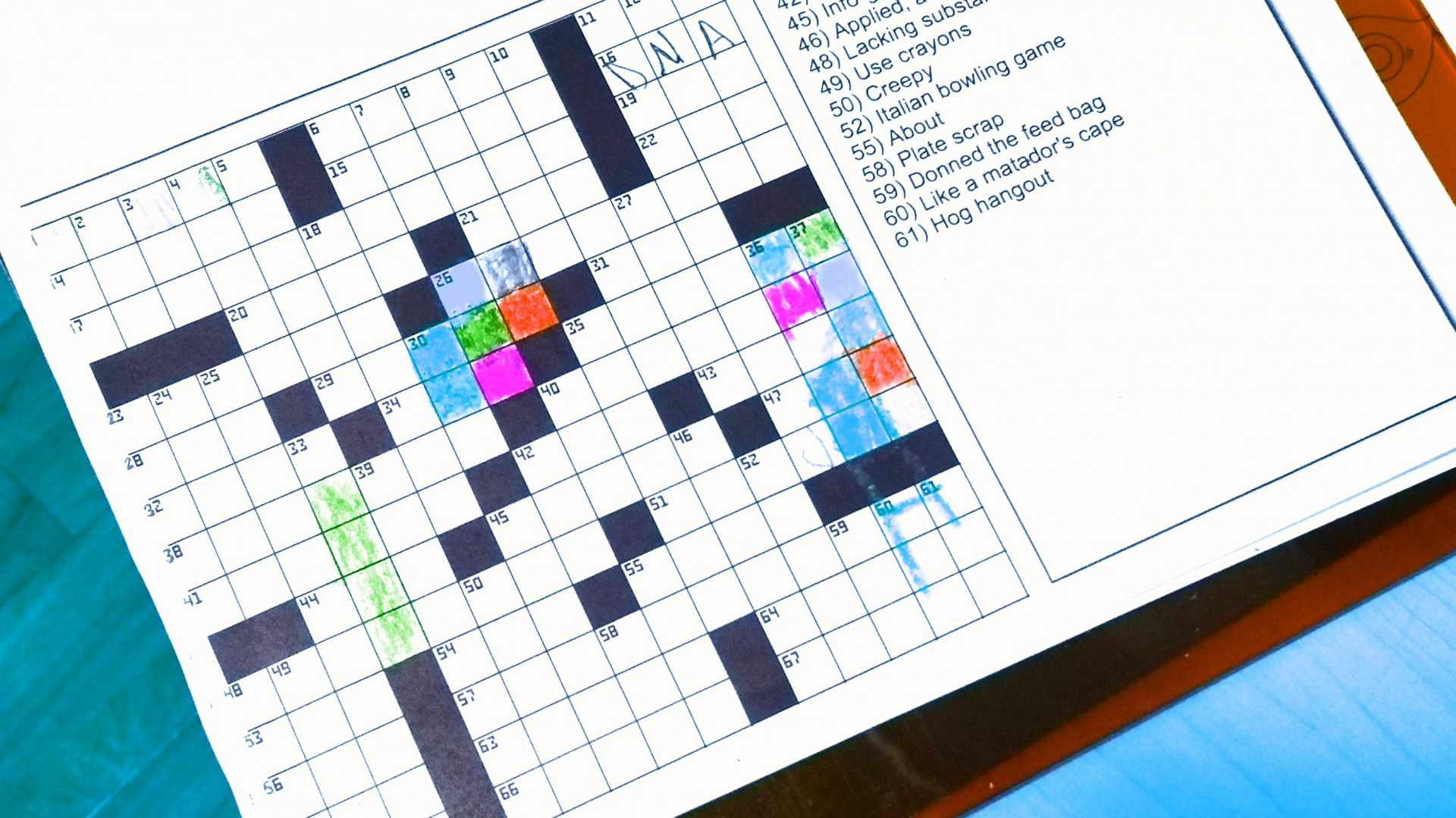 The Best Free Crossword Puzzles To Play Online Or Print - Printable German Crosswords