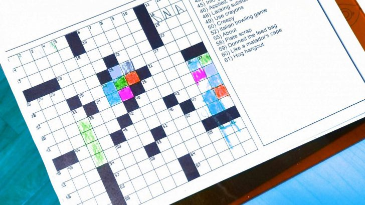 Printable Sheffer Crossword Puzzles