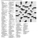 The New York Times Crossword In Gothic: August 2011   Printable Crossword Puzzles 2011