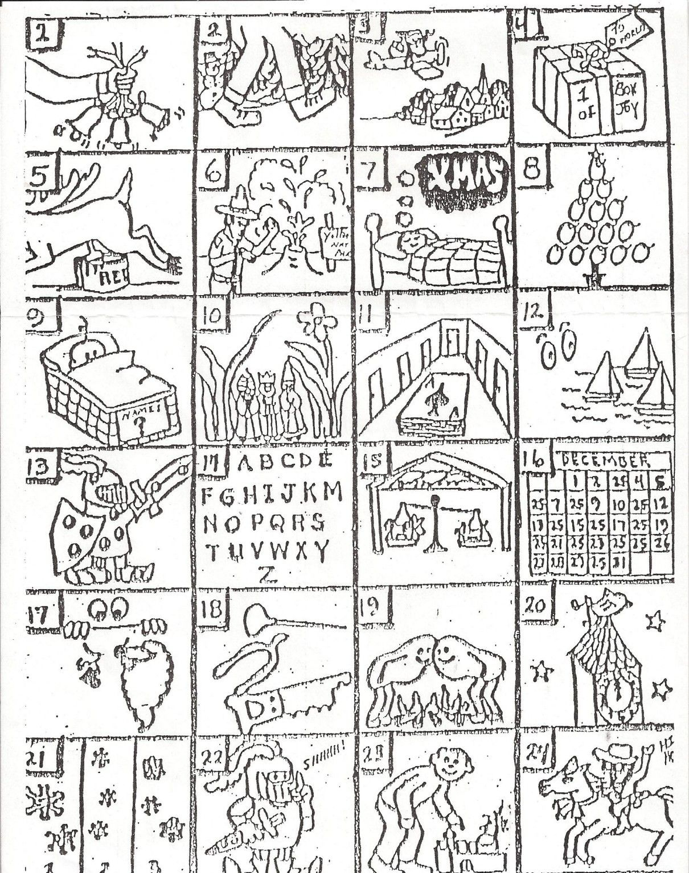 The Original Puzzle   Christmas   Christmas Games, Christmas Fun - Printable Christmas Rebus Puzzles