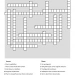 This Harry Potter Characters Crossword Puzzle Was Made At   Make My Own Crossword Puzzles Printable
