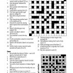 Thursday's Dominion Post Puzzles Online | Stuff.co.nz   Printable Cryptic Crossword Puzzles Nz