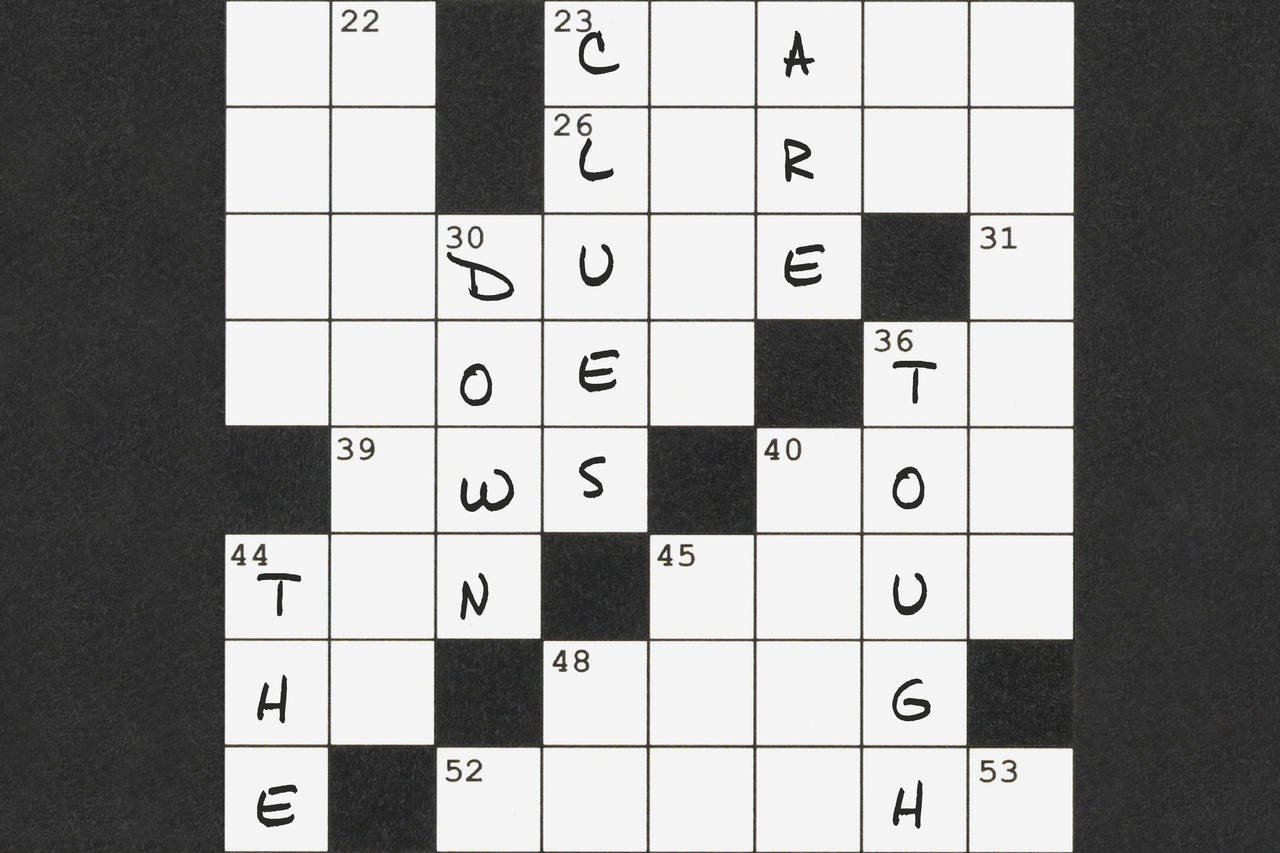 Today's Crossword Too Easy? Try Solving Down Clues Only - Wsj - Wall Street Journal Printable Crossword Puzzles