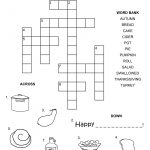 Very Easy Crossword Puzzles Fun | Kiddo Shelter | Educative Puzzle   Printable Crossword Puzzles For Kids With Word Bank