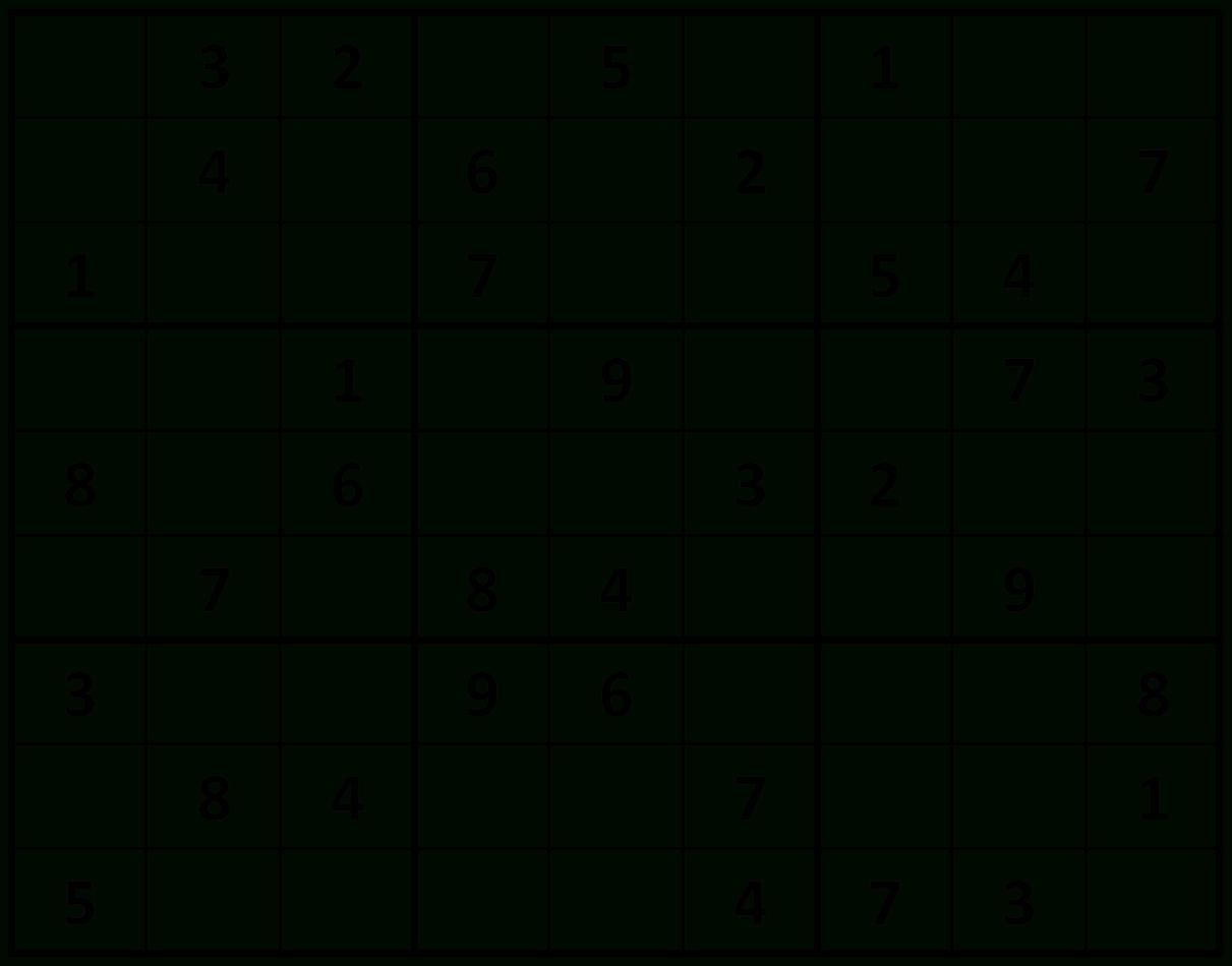 Very Easy Sudoku Printable For Kids | Kids Activities - Printable Sudoku Puzzles For Beginners