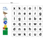 Word Puzzle Games Printable | For The Kids ! | Word Puzzles, Easy   Printable Puzzle Games For Kindergarten