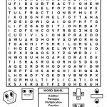 Word Puzzle Worksheets | Activity Shelter   Printable Worksheets Word Puzzle