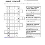 Word Puzzles: Words Containing Three Letter Combinations: Worksheets   Printable French Puzzle