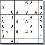Worksheet : Easy Sudoku Puzzles Printable Flvipymy Screenshoot On   Printable Sudoku Puzzles Easy #1