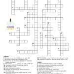 World Cup Activity: Crossword Puzzle   Learning Liftoff   Football Crossword Puzzle Printable