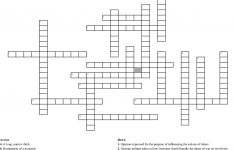Ww1 Crossword Puzzle Crossword – Wordmint – Printable Military Crossword Puzzles
